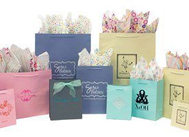 fashion tint shoppihng bags