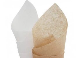 White and Kraft Tissue Paper